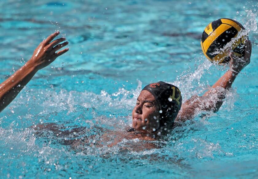 Photo Gallery: La Canada High boys water polo vs. San Marino at home
