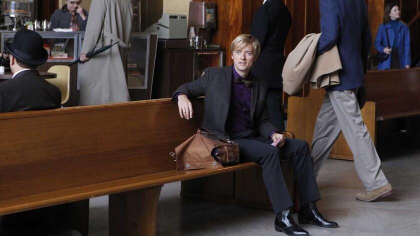 "Adam Campbell in ""NCIS"" on CBS."