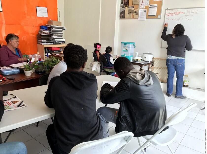 Asociaciones de atención a migrantes pidieron a las autoridades estatales que haya más información sobre los connacionales deportados que tienen antecedentes penales, y también que se refuercen programas de reinserción a la sociedad en esta frontera.
