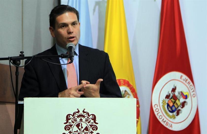 Expertos y congresistas de Estados Unidos, tanto republicanos como demócratas, se unieron hoy para crear una hoja de ruta sobre las relaciones de su país con Colombia de cara al nuevo Gobierno de Donald Trump. EFE/ARCHIVO