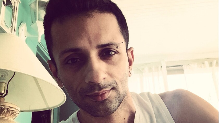 Fahd Sadiq, a gay Muslim in Orlando, is awaiting asylum approval after being rejected by his family in Pakistan for his sexual orientation.
