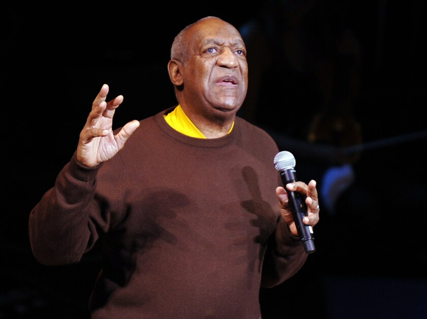 Bill Cosby, shown in 2010, urged his fellow African Americans to stop blaming racism for their woes and lashed out at single mothers at a 2004 NAACP event.