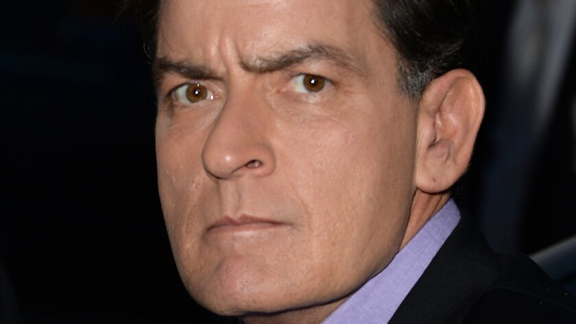 Charlie Sheen wants to send Scottine Ross into arbitration