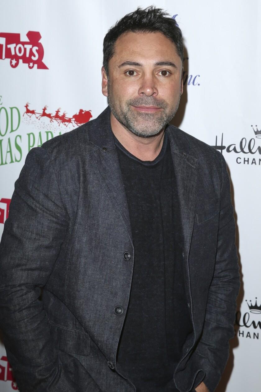 Demandan A Oscar De La Hoya Por Agresión Sexual A Una Mujer