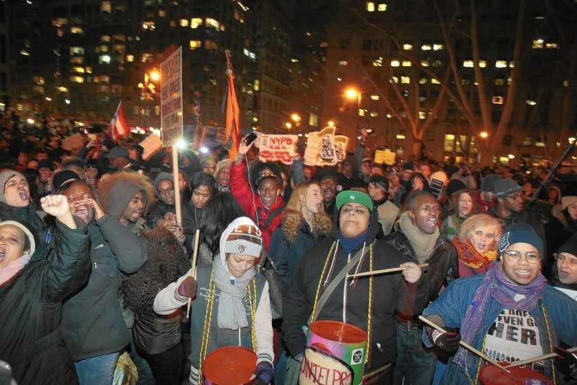 Police killings prompt activists to seek 'new civil rights movement'