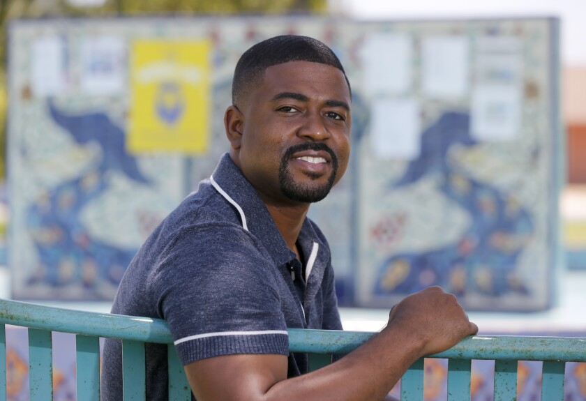 Former Academy Gold intern Babatunde Akinloye now works at Disney.