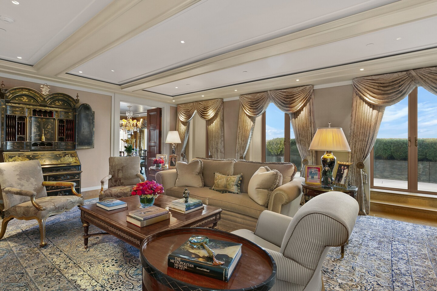 Sidney Kimmel's New York City apartment | Hot Property