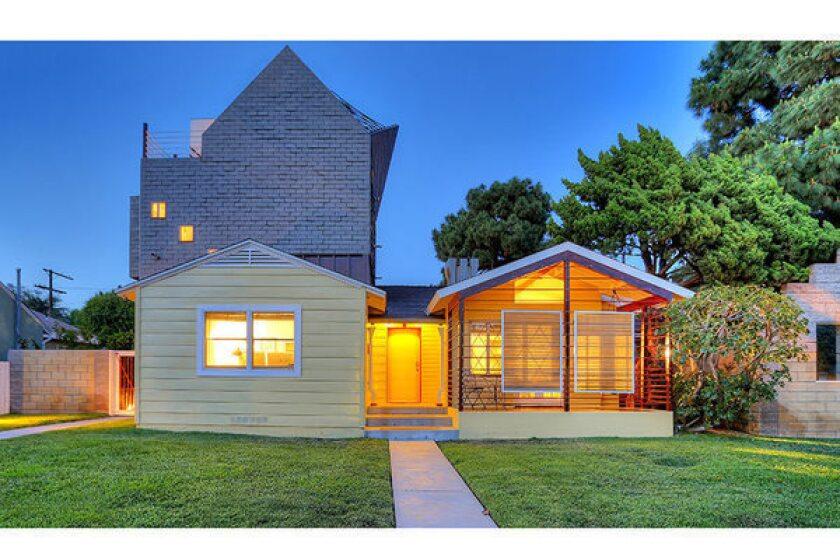 Homes by Frank Gehry, Eric Owen Moss, Neil Denari open for tour