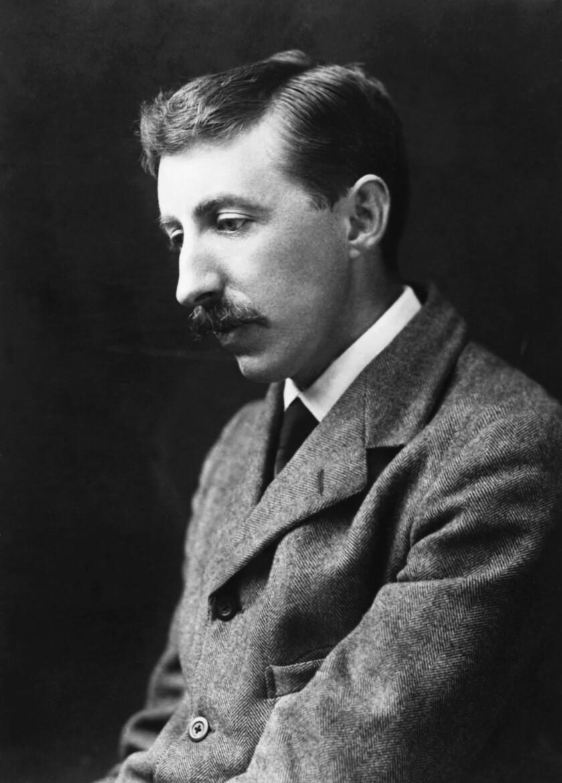 E.M. Forster (1879-1970).