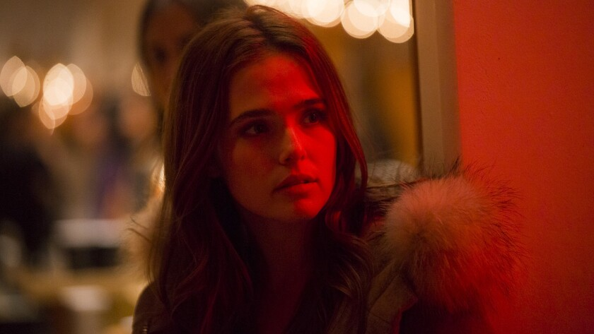 "Zoey Deutch stars in the 2017 fantasy drama ""Before I Fall"" on Showtime."