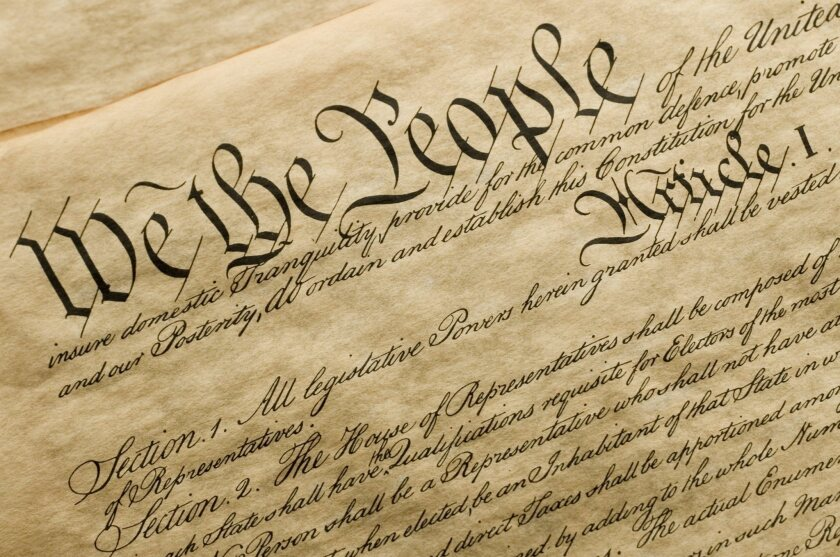 The Constitution's guarantee of free speech isn't limited to speech we agree with.