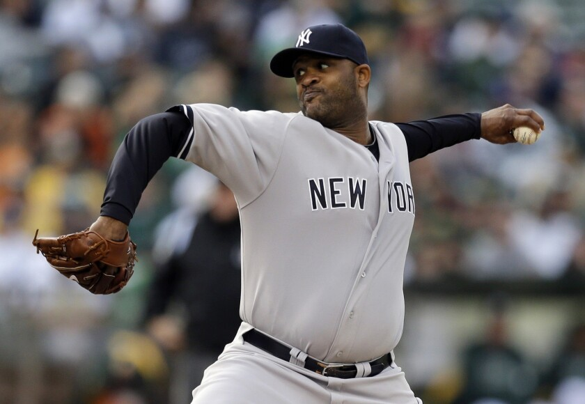Almost alone among pitchers, CC Sabathia brings the durable goods
