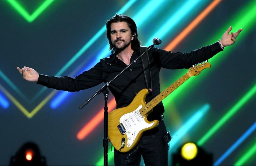 The Latin Recording Academy's 2019 Person Of The Year Gala Honoring Juanes - Show