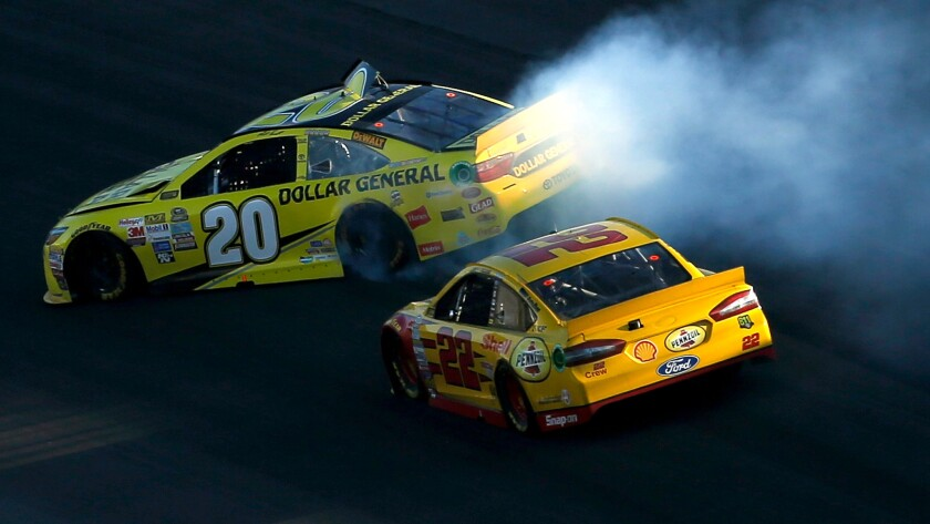 Matt Kenseth's appeal of two-race suspension denied by NASCAR
