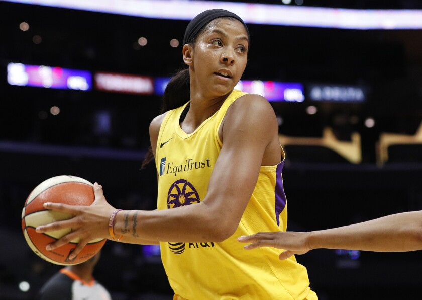 Sparks overcome sluggish start with star power in victory over Dream