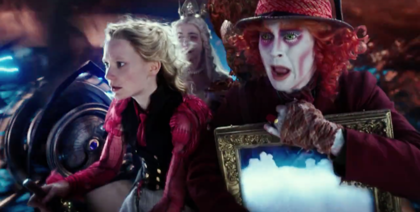 'Alice Through the Looking Glass'