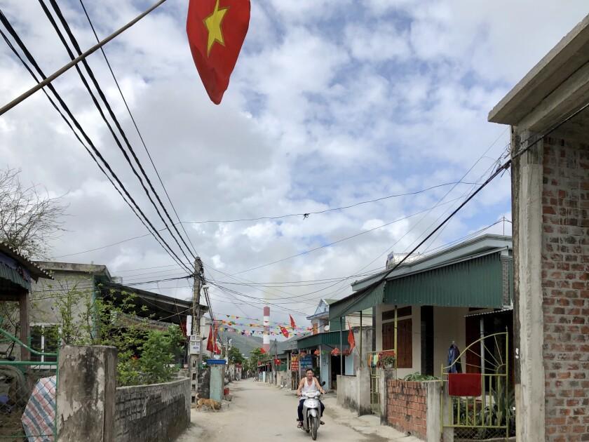 Vung Ang Vietnam