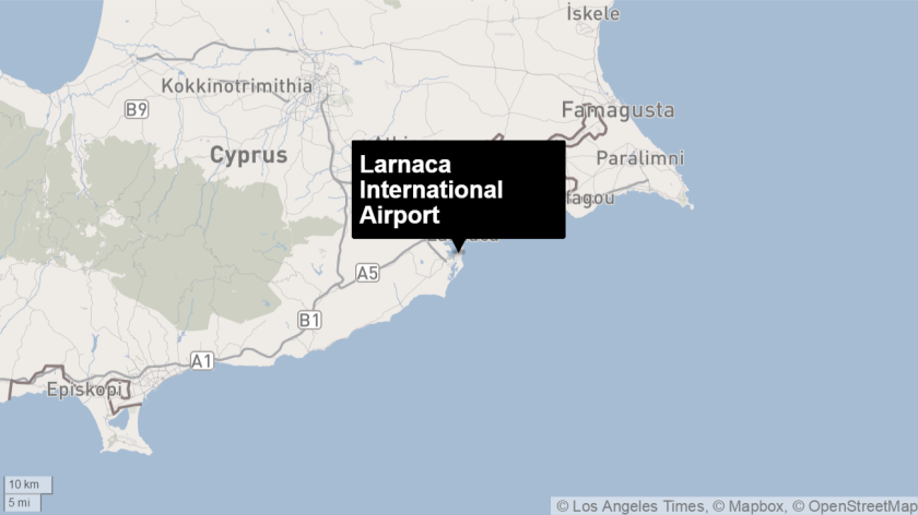 Larnarca International Airport