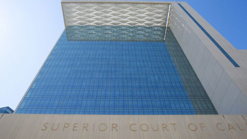 San Diego Central Courthouse ( Hayne Palmour IV)