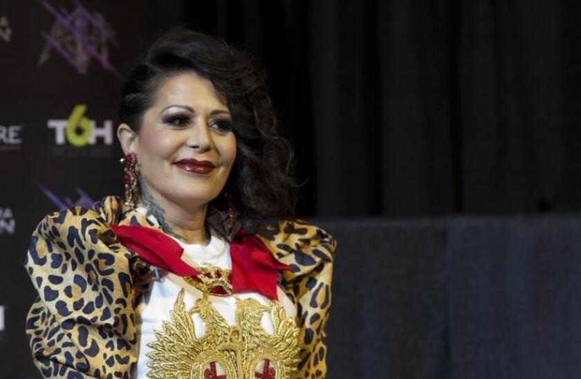 """La mexicana Alejandra Guzmán lanza su versión de """"Mi Enfermedad"""" de Calamaro"""