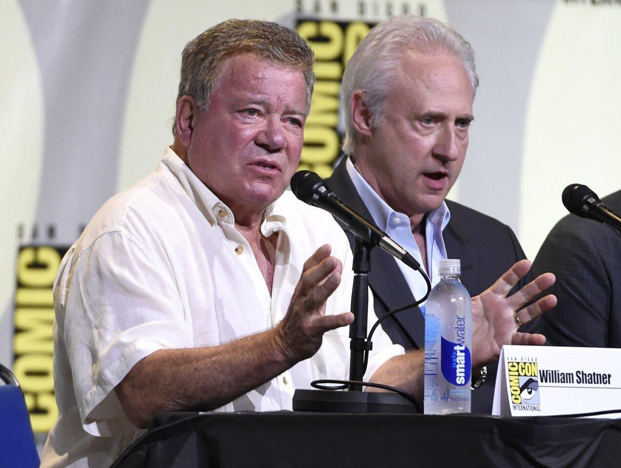 """Star Trek"" 50th anniversary panel at Comic-Con 2016"
