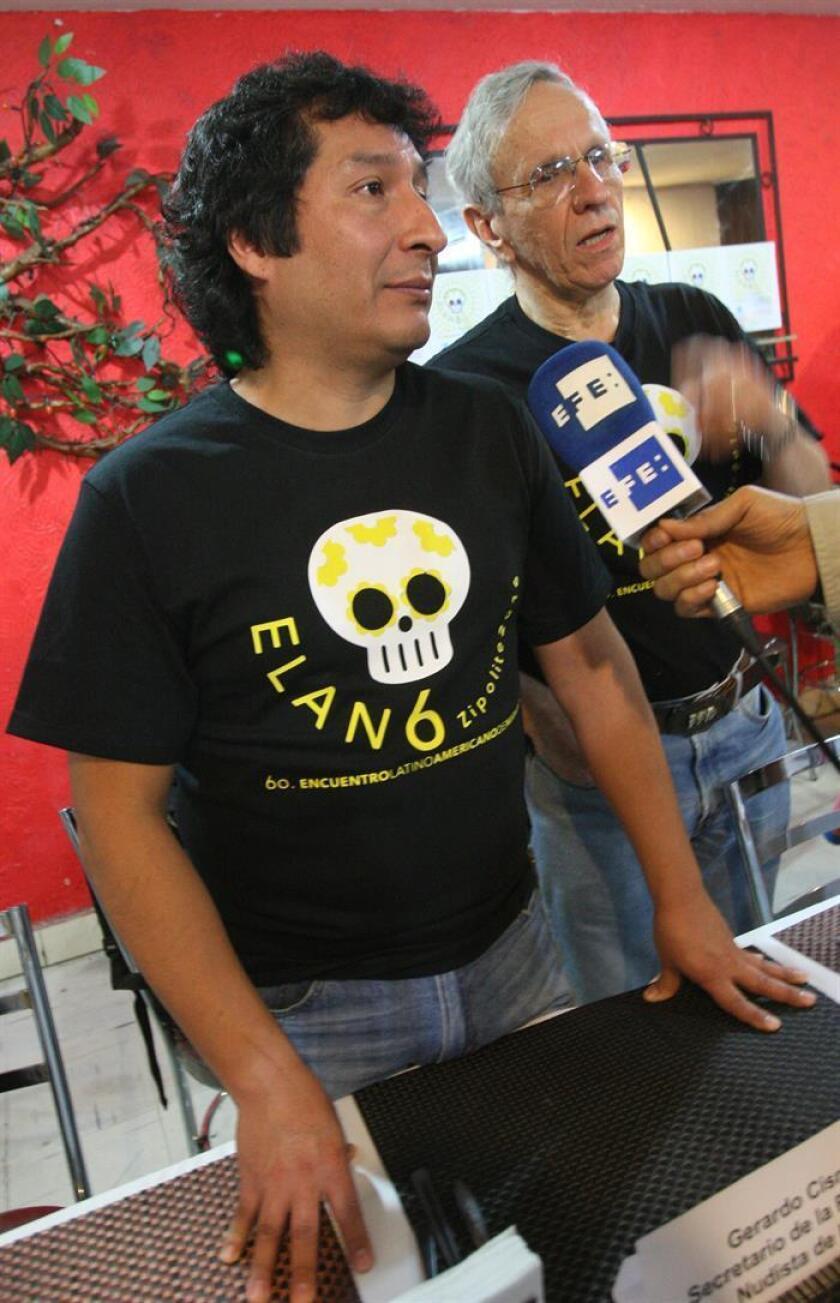 El Sexto Encuentro Latinoamericano de Nudismo tendrá lugar del 3 a 5 de febrero en México, en la paradisíaca playa de Zipolite del estado sureño de Oaxaca, con la finalidad de promover el turismo y eliminar los prejuicios hacia esta práctica. EFE/ARCHIVO