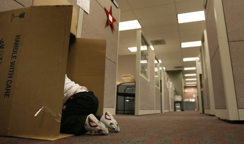 A child removed from his home explores the Department of Children and Family Services.
