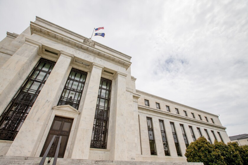 Federal Reserve to buy $60 billion of Treasury bills per month