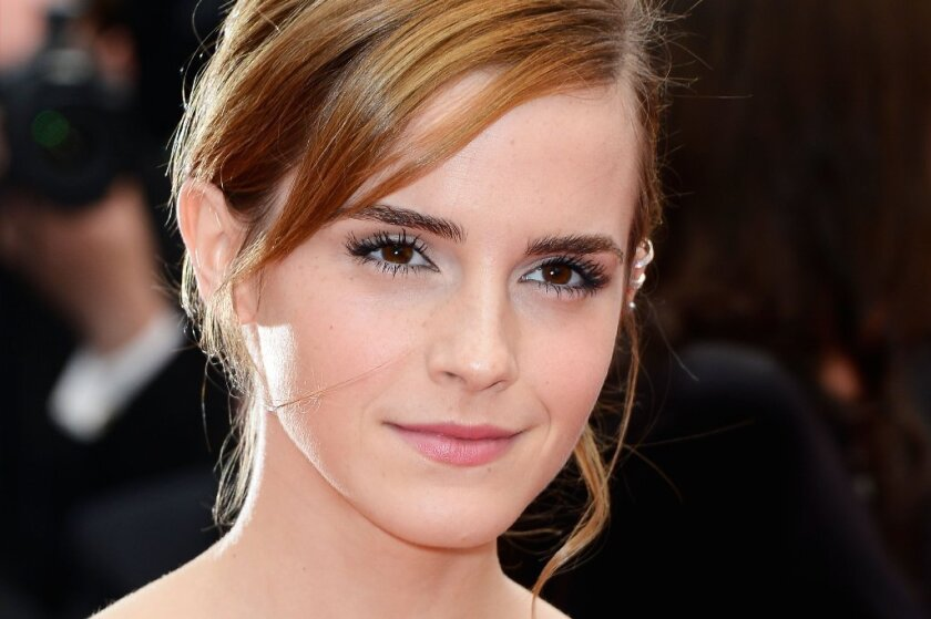 """Emma Watson at """"The Bling Ring"""" premiere."""