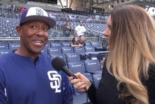 Get to know Padres infield coach Josh Johnson
