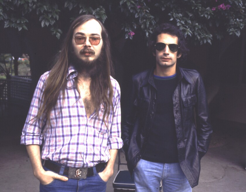 Steely Dan's Walter Becker was a gearhead's gearhead. Now his entire collection is up for auction