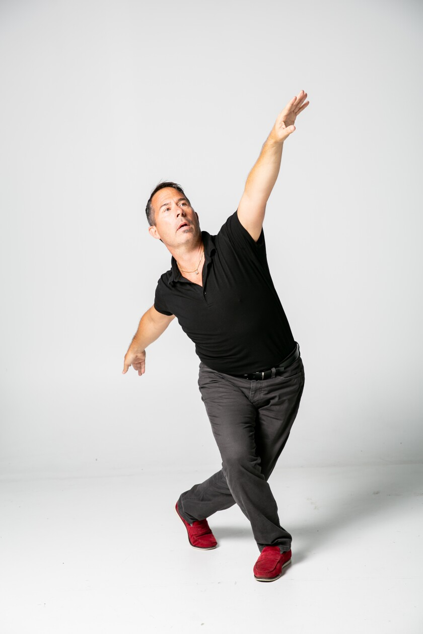 Peter G. Kalivas, founding director of The PGK Dance Project (PGK Dance!).