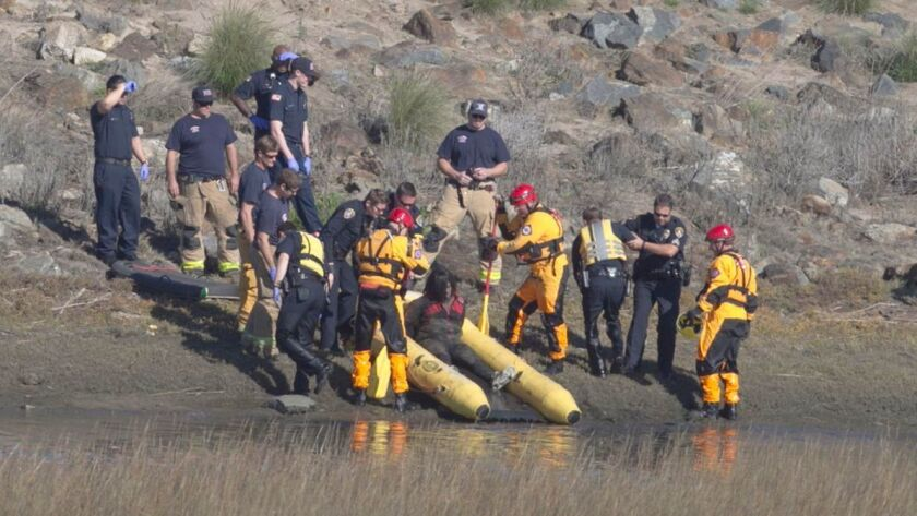 River arrest