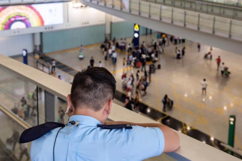 El Gobierno preocupado por paramilitares chinos en la frontera de Hong Kong