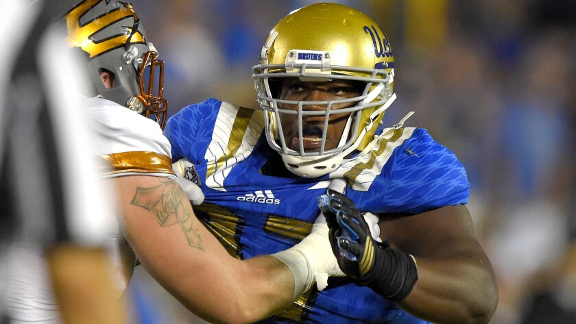 In USC-UCLA rivalry, Rodgers vs. Clark is the across-the-line matchup to watch