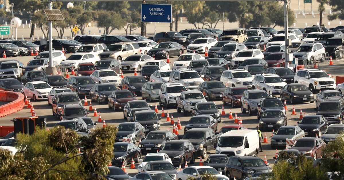 L.A. County residents warned COVID-19 is 'everywhere' – Los Angeles Times