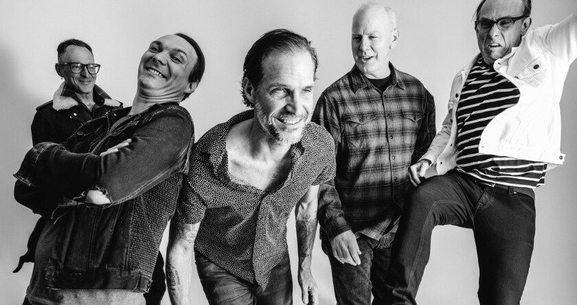 A photo of Bad Religion