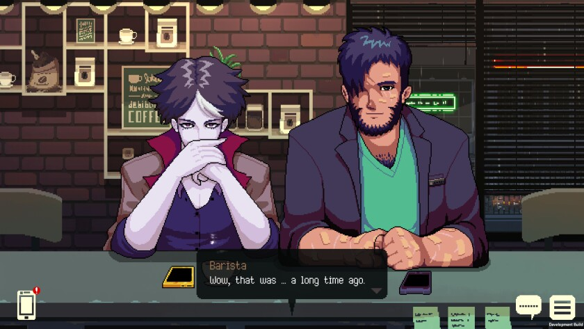 """Coffee Talk"" puts the player in the role of a barista therapist."