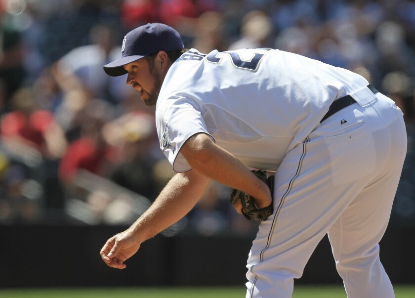 Heath Bell plans to play for the Padres for at least one more season.
