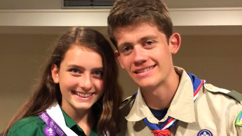 First came acceptance of gay and transgender Scouts  Now