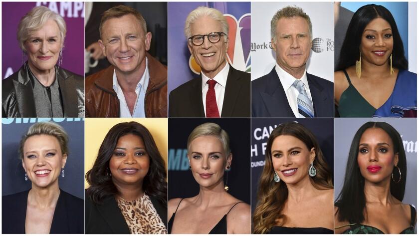 Golden Globes Presenters