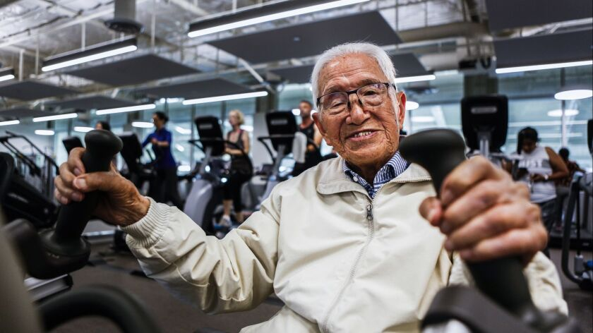 LOS ANGELES, CA -- TUESDAY, JULY 17, 2018-- Henry Tseng just turned 111 years old on July 12, 2018.