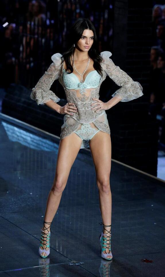 Victoria Secret desfile