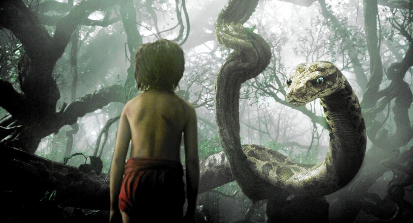 'Jungle Book' is a sweet and scary triumph of modern moviemaking