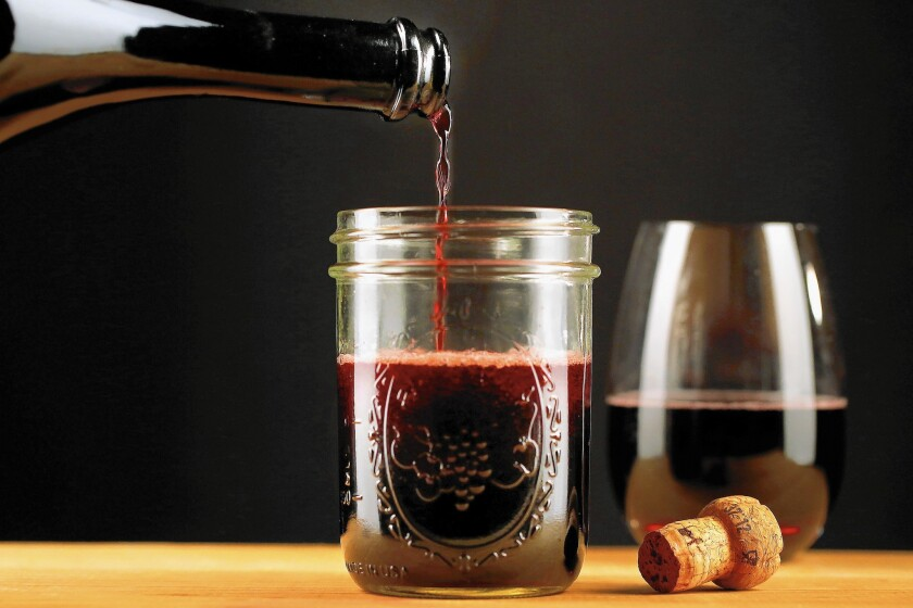 Toast the new year with Lambrusco.
