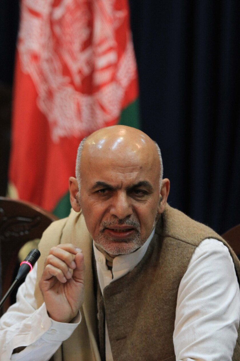Afghans to take over greater security role