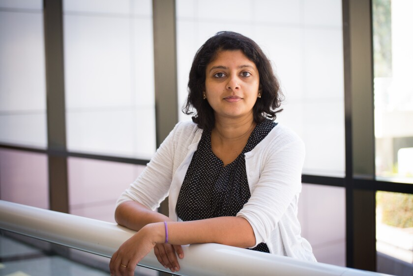 Svasti Haricharan estará entre los investigadores que se presentarán en