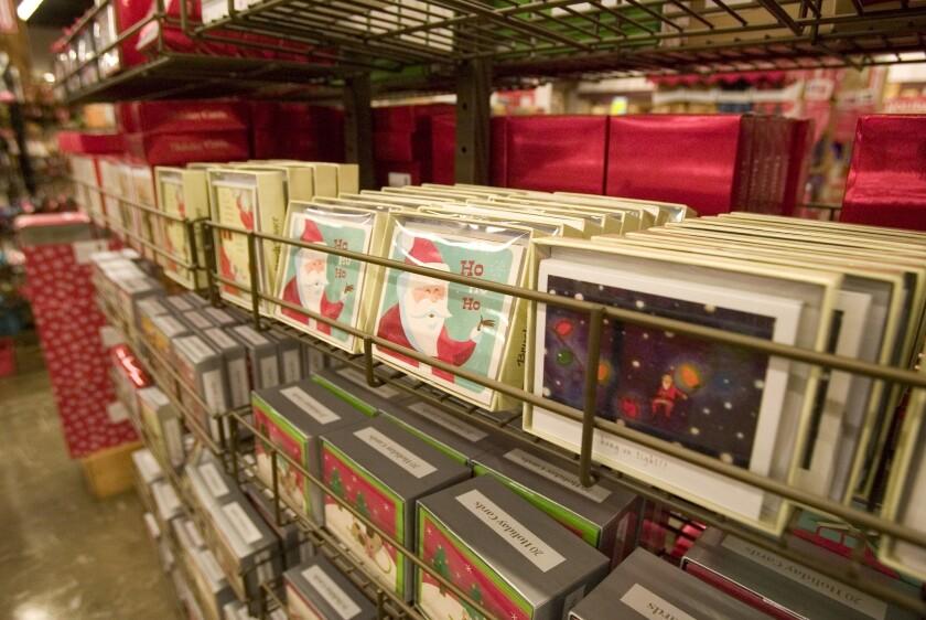 CHRISTMAS CARD TRADITION