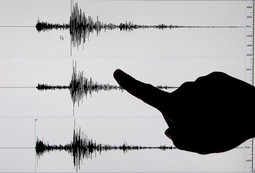 La elevada actividad sísmica que se registra en México ha provocado que investigadores de este país trabajen en un mapa de intensidades y daños en el territorio en tiempo real, para tomar mejores decisiones, dirigir la ayuda e informar con prontitud si se está o no ante un desastre. EFE/EPA/Archivo