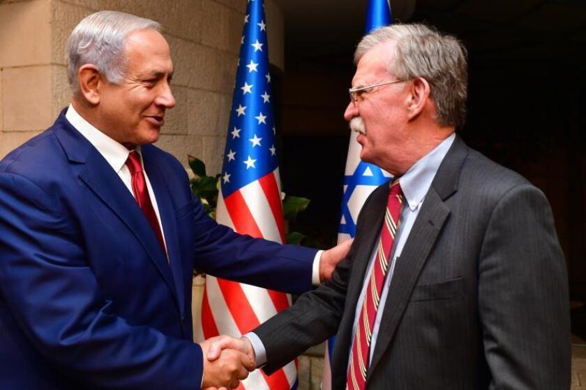 El asesor de EE.UU. visita Israel tras el anuncio de retirada de tropas de Siria